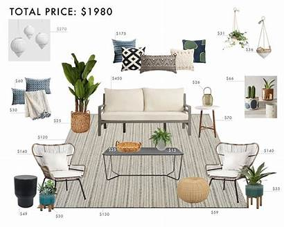 Living Outdoor Budget Bohemian Natural Henderson Emily
