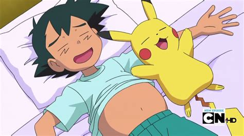 Fat Ash And Full Pikachu. By Robinlightwalker On Deviantart