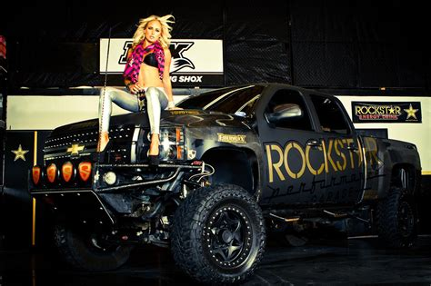 rockstar energy jeep rockstar models car show mag