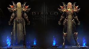 Diablo 3 Crusader Female 23629 | BAIDATA