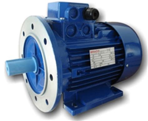 Motoare Electrice Curent Continuu by Motoare Electrice Trifazate Braco Mes