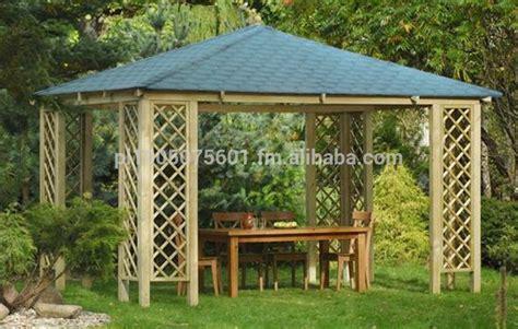 pavillon holz aus polen rimini holzpavillon mit bitumenschindel pavillon aus holz pavillons produkt id 200000032071