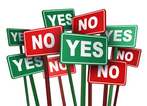 The Yes No Oracle Answers!