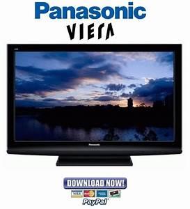 Panasonic Viera Tc P46c2 Service Manual  U0026 Repair Guide