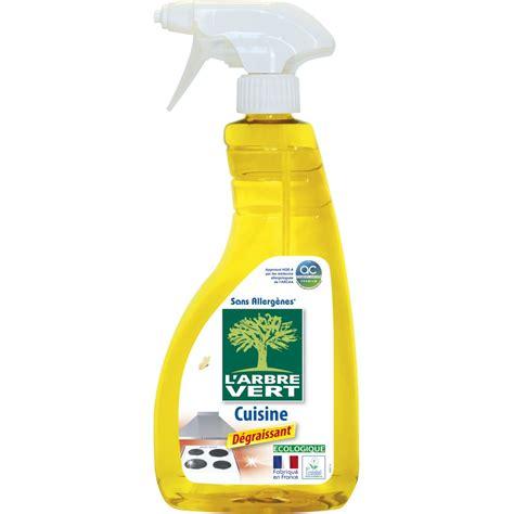 entretien cuisine l 39 arbre vert produit d 39 entretien cuisine 740 ml