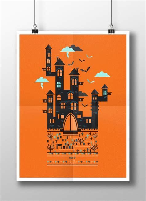 25+ Creative Flat Print Design Projects -DesignBump