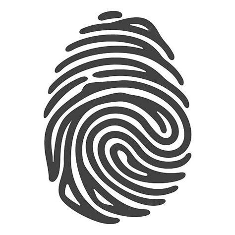 Fingerprint Clipart Fingerprint Clip Vector Images Illustrations Istock