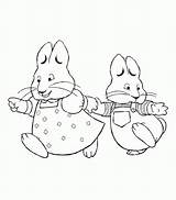 Ruby Max Coloring Printable Clipart Peter Bridges Colouring Para Rabbit Drawing Colorear Cartoon Printables Bestcoloringpagesforkids Pig Sheets Draw Birthday Template sketch template