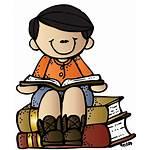 Clipart Writing Math Books Transparent Melonheadz Boy