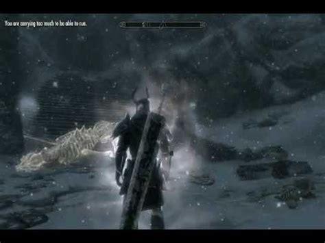 skyrim dragon slayer sword mod  stone dwarven armor