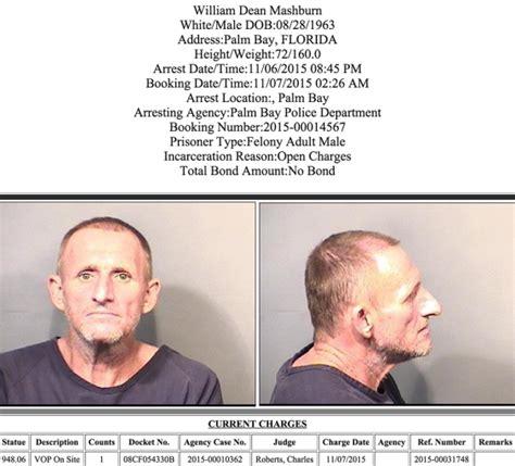 arrests  brevard county november