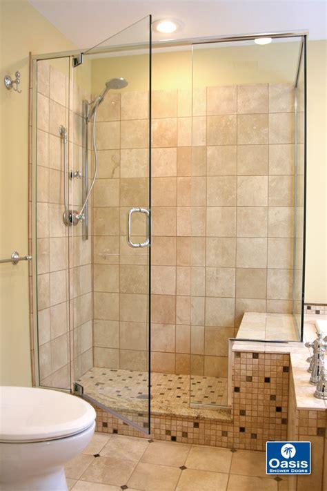 oasis shower doors custom shower enclosures oasis shower doors
