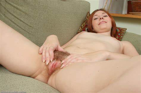 Ginger Cutie With Luxurious Natural Fat Body