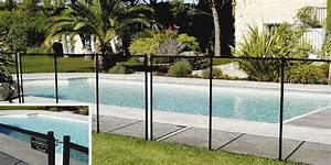 Barrière De Piscine Escamotable : barri re s curit protection piscine cl ture piscine ~ Premium-room.com Idées de Décoration