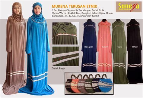 Abaya Gangga Set Celana cerdas collection