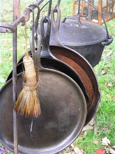chuck wagon history  cooking early cookware  tittilated mans appetite