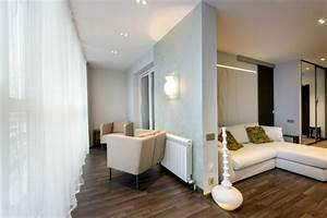 Applique Murale Salon : id es d clairage indirect mural dans les int rieurs modernes ~ Premium-room.com Idées de Décoration