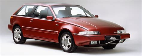 Is Volvo Swedish by The Volvo 480 One Of The Strangest Models In The Swedish