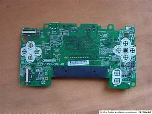 Nintendo Ds Auf Rechnung : nintendo ds lite ndsl mainboard platine ebay ~ Themetempest.com Abrechnung