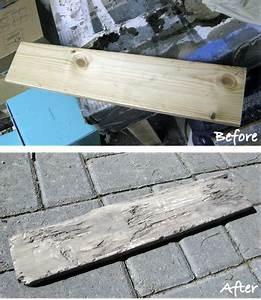 Holz Reinigen Mit Soda : how to make driftwood holzarbeiten pinterest holz schwemmholz und basteln mit holz ~ Whattoseeinmadrid.com Haus und Dekorationen