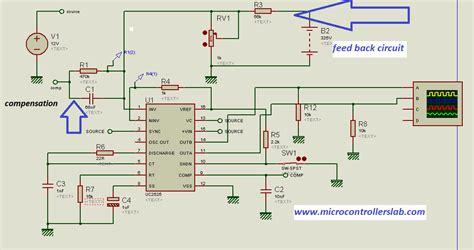 56 sg3525 pwm inverter circuit pwm inverter circuit pulse width modulation controller sg3525 ic