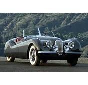1948 Jaguar XK 120 SE Roadster Specifications Carbon