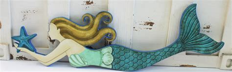 wall decor mermaid wall popular items for mermaid wall on Mermaid