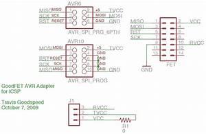 Gfavr10 Avr Adapter
