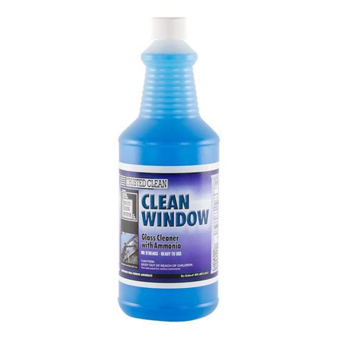 cleaning with ammonia clean window glass cleaner with ammonia