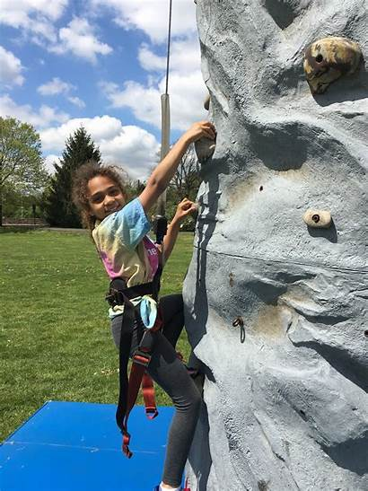 Mountain South Ymca Climbing Healthy Charge Into