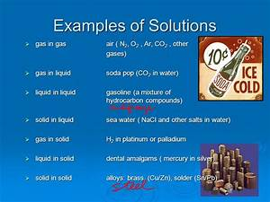 Chapter 7: Solutions. - ppt download