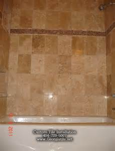 bathroom tub shower tile ideas tub shower travertine shower ideas pictures