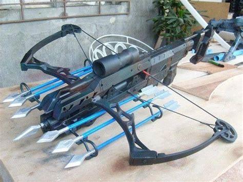 nerf crossbow guns gun rifle hunting mod zombie