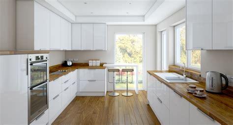 cuisines blanches design cuisines blanches envie de réveiller votre intérieur