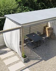 Vorhang Für Balkon : outdoor vorhang sonnen tag transparent christian ~ Watch28wear.com Haus und Dekorationen