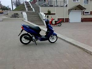2002 Yamaha Jog R Cs 50