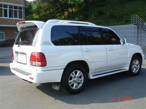 2004 Lexus Lx470 Pictures 47l Gasoline Automatic For Sale