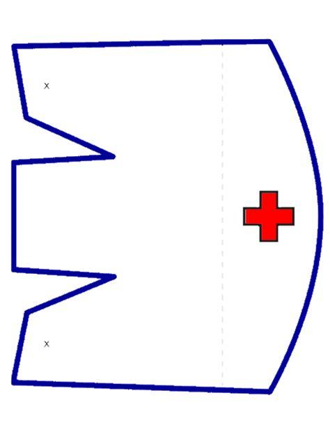 printable nurse hat template mason website