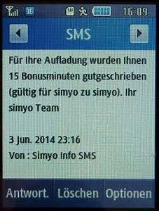 Simyo Rechnung : simyo prepaid sim karte deutschland ~ Themetempest.com Abrechnung