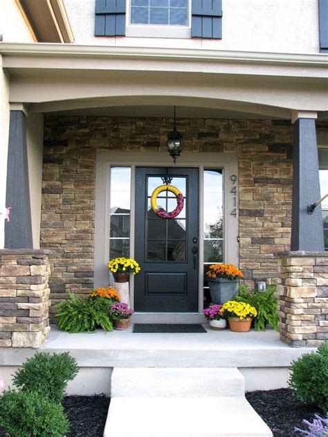 56 Best Images About Curb Appeal On Pinterest  Red Front