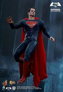 Special Edition Hot Toys Batman and Superman Collectibles