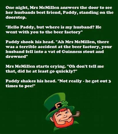 Jokes Irish Riddles Short Limericks Stories Clean
