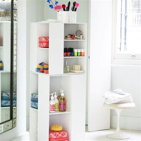 clever bathroom storage ideas family bathroom design ideas housetohome co uk