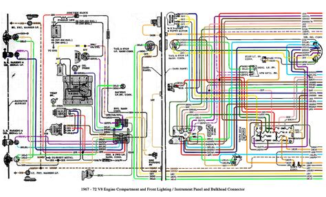 chevy truck   cab wiring    gm diagram flickr
