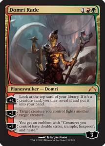 Domri Rade   Gatecrash   Magic: The Gathering at ...
