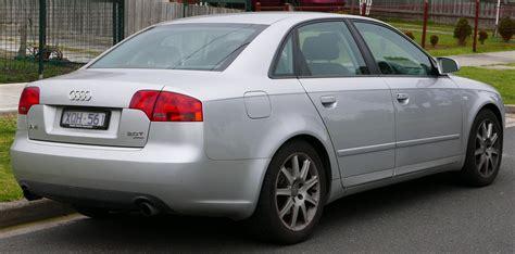 2005 Audi A4 by File 2005 Audi A4 8ec 2 0 Tfsi Quattro Sedan 2015 07 10
