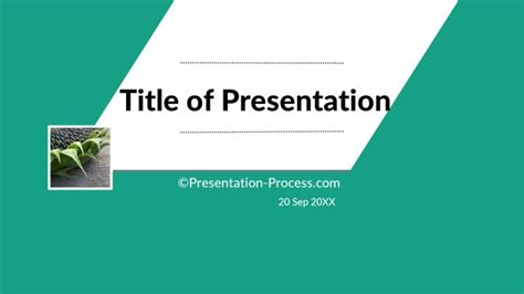 flat design templates powerpoint title