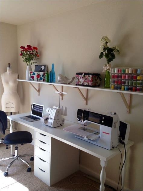 ikea sewing room ideas    ikea sewing rooms