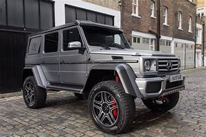 Mercedes 4x4 Amg : used mercedes benz g class 5 5 g63 amg 4x4 5dr for sale in ~ Melissatoandfro.com Idées de Décoration
