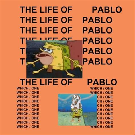 The Life Of Pablo Template by T L O S By Dr Philluminati The Life Of Pablo Album